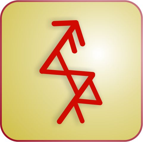 bind rune for happiness and success sowull, tiwaz, laguz, ansuz, dagaz, raido