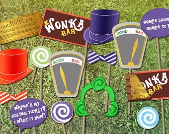Pin On Willy Wonka Baby Shower