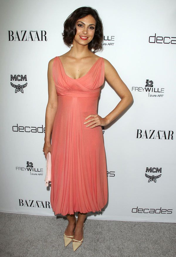 Morena Baccarin Pregnant With Her First Child — Congrats