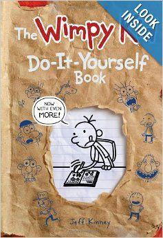The Wimpy Kid Do-It-Yourself Book (Diary of a Wimpy Kid): Jeff Kinney: 9780810989955: Amazon.com: Books