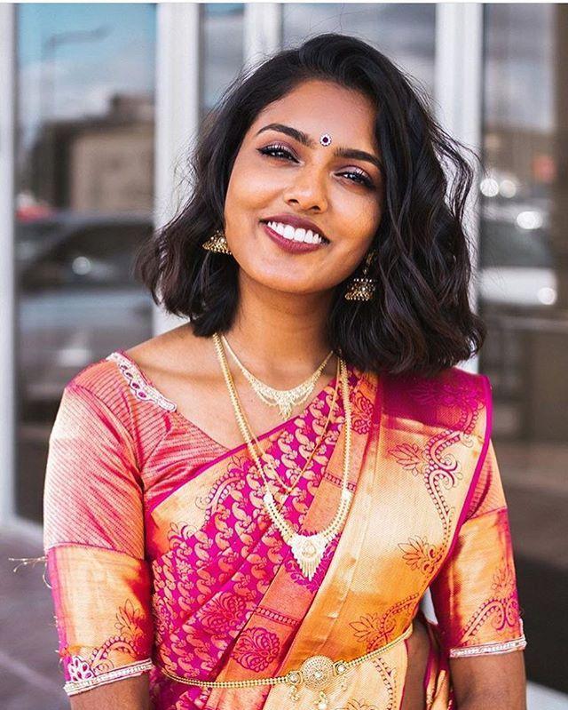 """#saree#sareeinspiration#sareetime#sareefashion#sareelove#indian#colombostyle#indianwedding#indiansaree#bollywood#desifashion#indianfashion#indianstyle#sareeblouse#sareetips#inspiration#weddinginspiration#indianfashionblogger#indianwedding#pakistani#punjabi#malayali#tamil#hindi#sareestyle#indianinspiration#traditionallook"" by @sareetips. #невеста #prewedding #brides #engagement #свадебноеплатье #vestidodenoiva #couture #gelinlik #gown #weddinghair #casamento #bridesmaids #marriage #noiva…"
