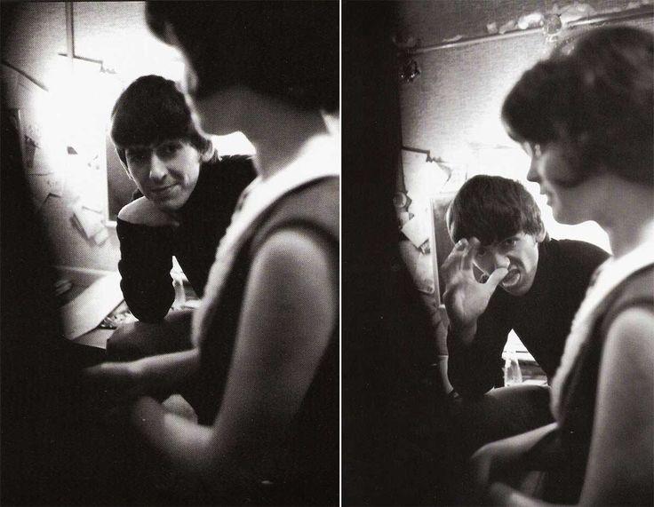George Harrison   Rare and beautiful celebrity photos
