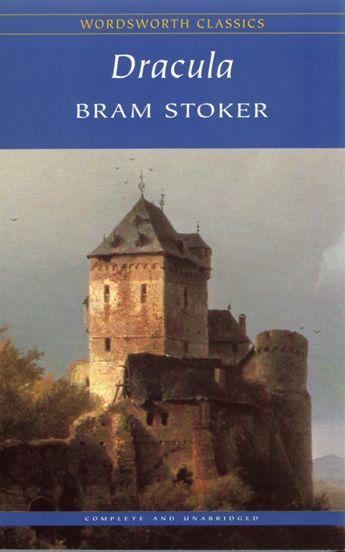 """Dracula"" - Bram Stoker (english language)"