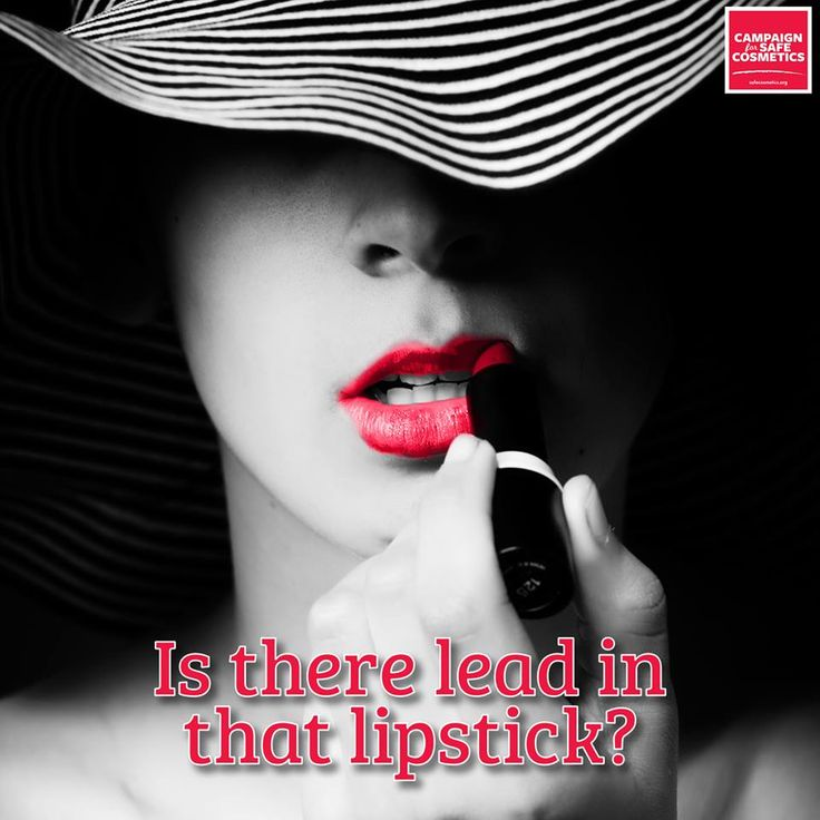 Lead in lipstick? Millions of #women put on #lipstick every day without ever considering whether dangerous #chemicals lurk inside the tube. Research by the Campaign for Safe Cosmetics and the U.S. Food and Drug Administration (FDA) has found #lead and other #toxic metals in a surprising number of lipsticks.
