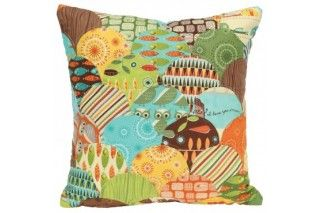GO! Clamshell Cove Pillow Pattern