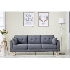 shop modern sofas by materials like leather or microfiber and by feature like sleeper sofas