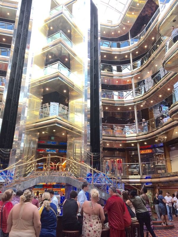 Carnival Ecstasy Features And Amenities Cruisin Pinterest Carnivals And Ships
