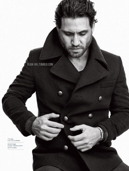 Edgar Ramirez September 15, issue of Mens Fitness
