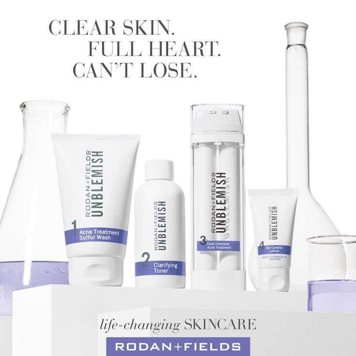 UnBlemish… take control of your acne, blemishes and breakouts! –