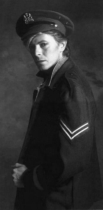 Bowie, 1987.....photo by Greg Gorman