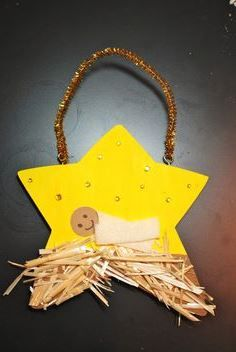 christian christmas crafts for kids | Site about Children (Diy Ornaments Christian)