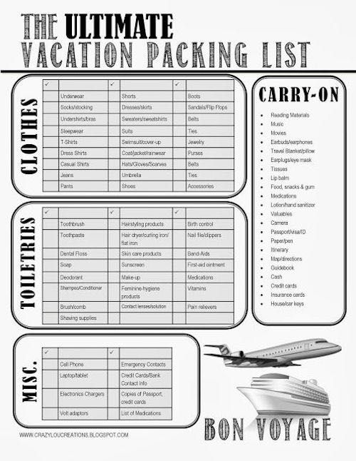 Featured Image: JNSQ Whether you are going off to Bermuda to tan on the pink sand beaches or to sight-see your way across Europe, you'll want to take a look at our Ultimate Honeymoon Packing List to make sure you're prepared for whatever comes your way! You may do some shopping along the way but […]