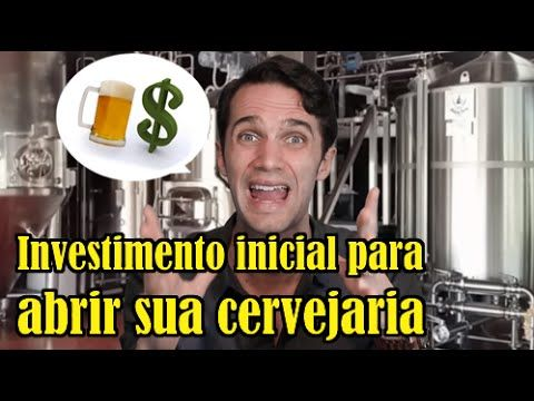 Curso a Distância Como Montar uma Microcervejaria e Produzir Cerveja Artesanal CPT - YouTube