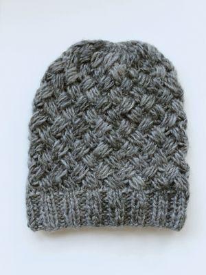 Pipo korinpohjakuviolla Novita Lehto | Novita knits