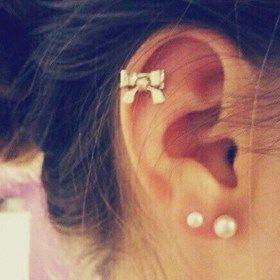 Piercing na cartilagem da orelha | cuidados, fotos e dicas