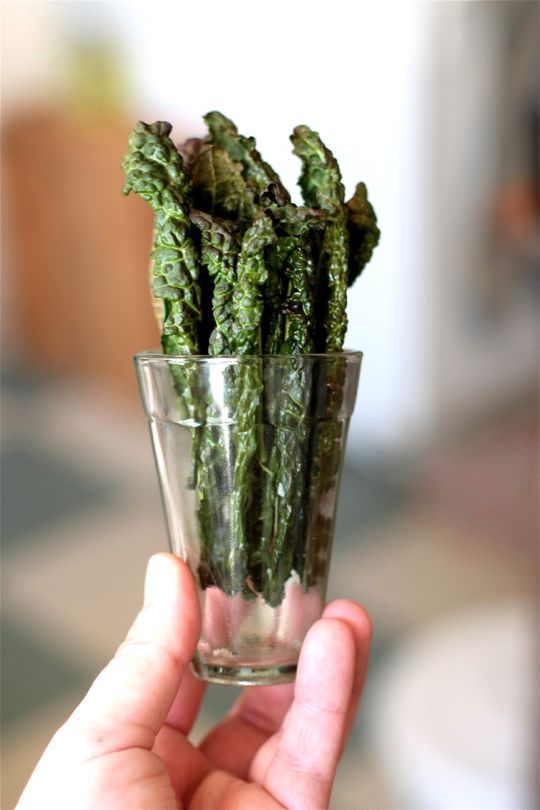 How To Make Kale Chips at Home Cooking Lessons from The Kitchn | The Kitchn