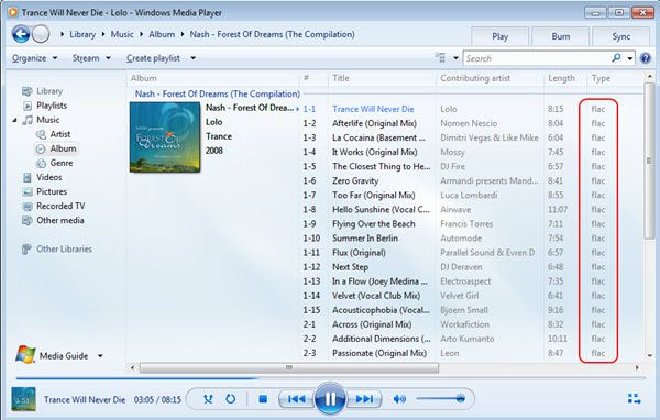 Wmp Tag Plus Plugin For Windows Media Player Provides Library And Tagging Support For Additional Music Formats Like Flac Ogg Vor Music Library Library Windows