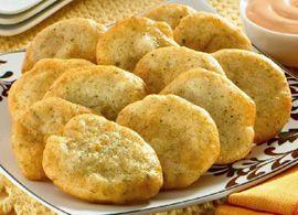 Bacalaítos - Fried Codfish Fritters