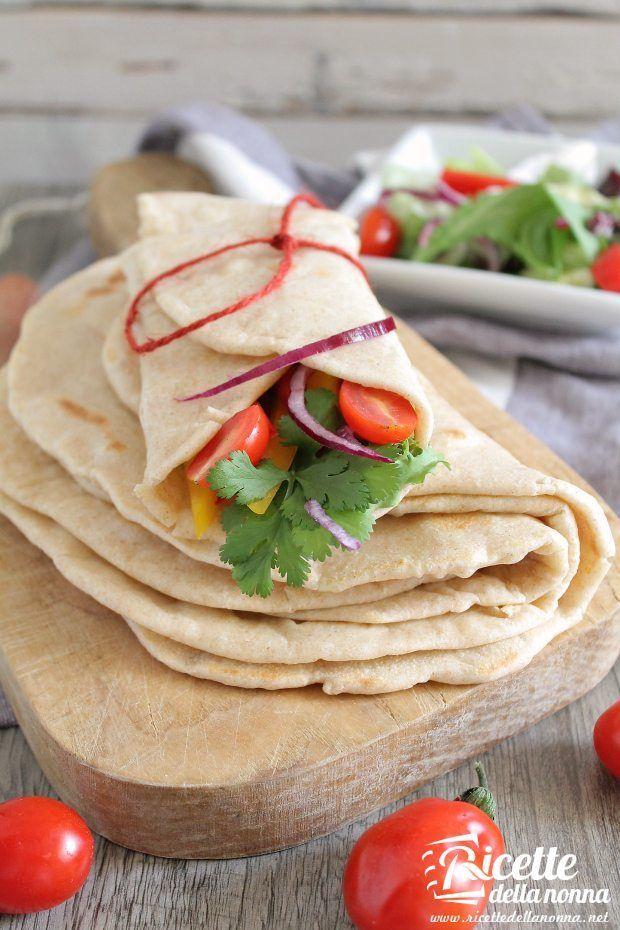 L'articolo Tortillas facilissime fatte in casa proviene da Ricette della Nonna.  L'articolo Tortillas facilissime fatte in casa proviene da Ricette della Nonna.