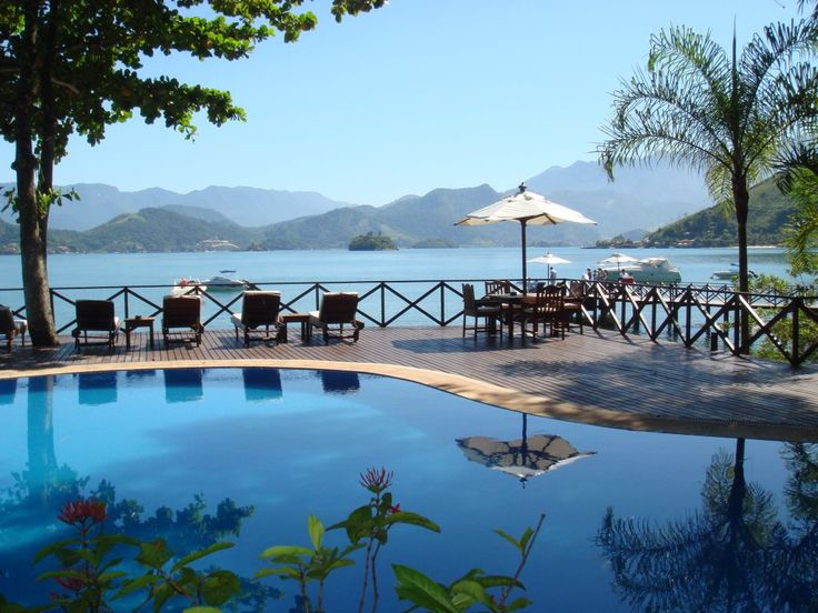 Pestana Angra Beach is one of the most exclusive #hotels in Angra dos Reis, #Brazil, For more visit http://www.hotelurbano.com.br/resort/pestana-angra-beach/630