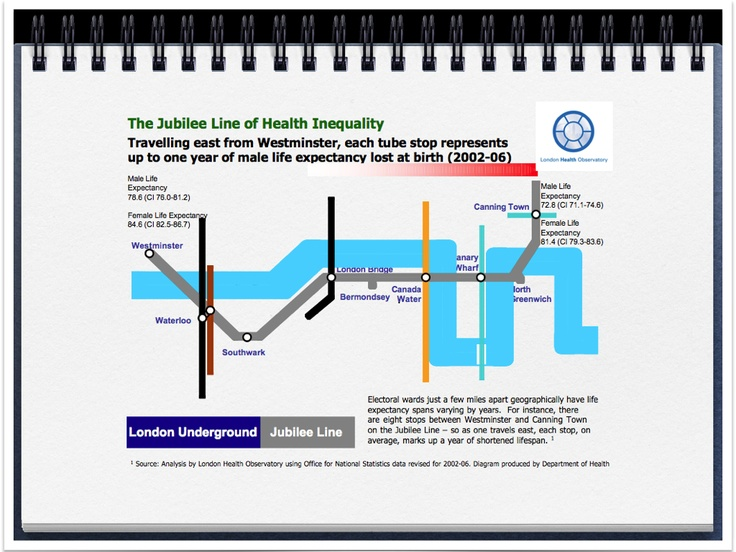 Inequality in health completed essey