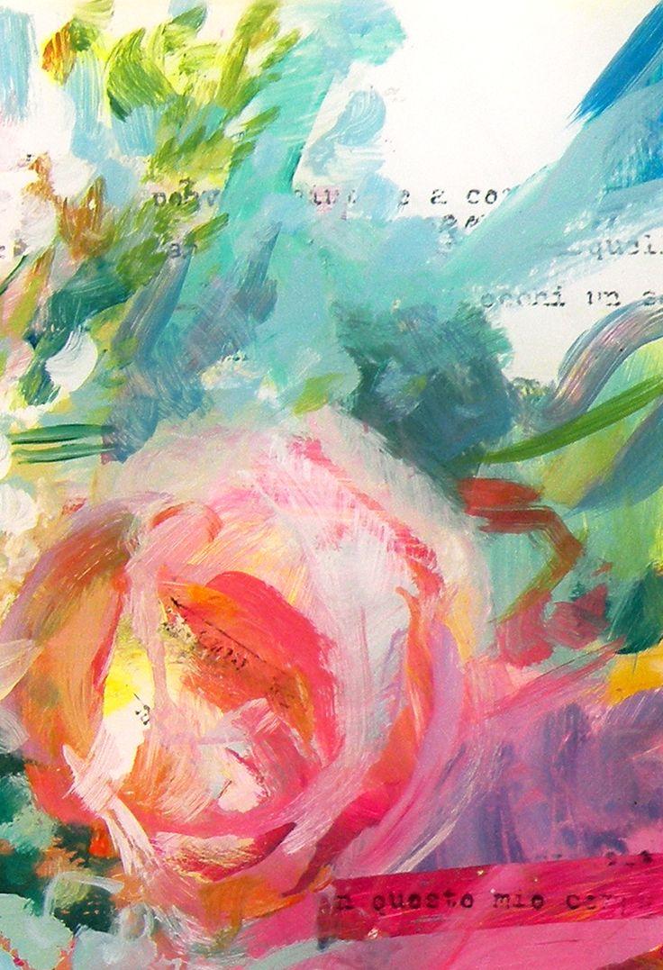 Maria bejarano fiore e parole plexiglass art for Sei bella e non per quel filo di trucco