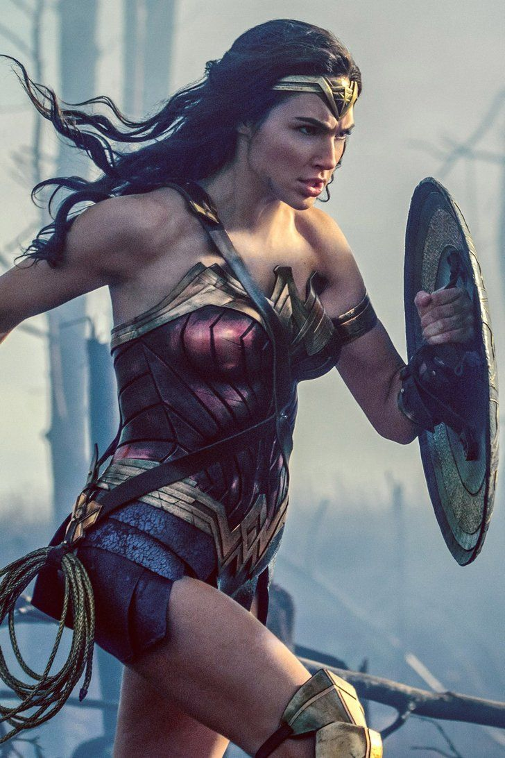 You'll Want Wonder Woman's Powerful Theme Song on Your Gym Playlist ASAP