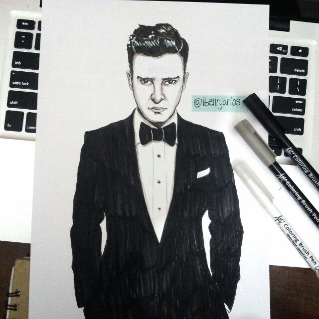 Justin Timberlake 20/20 Suit and Tie