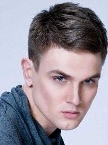 Layered Mens Short Haircuts
