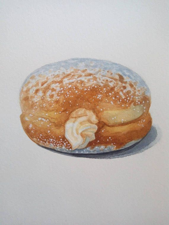 Check out this item in my Etsy shop https://www.etsy.com/listing/527875786/donut-food-illustration-doughnut