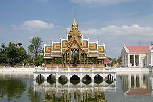 Bang Pa-In Royal Palace - Wikipedia
