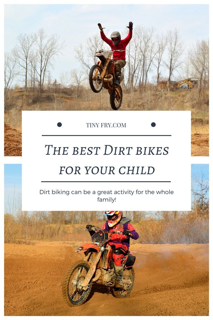 Best Dirt Bikes For Kids Encouraging Exercise And Technical