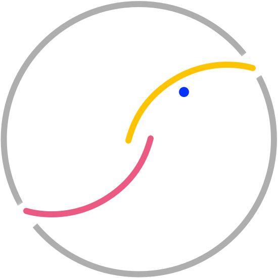私のブログ「あなたのスイッチを押すブログ」のロゴです。ブログ名の略称「あなスイ」の頭文字を取って、【A】と【S】をモチーフに。線を【スイッチ】させた感じにしており、ブログのコンセプトである「あなたの昨日と今日をスイッチさせる」という想いを込めています。配色は、自分自身のオーラソーマを参考にしています。