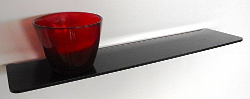 "Fimel - Mensola ""Hob in plexiglass 5 mm nero misura L. 490 x P. 110 mm Fimel http://www.amazon.it/dp/B00SL3U1E8/ref=cm_sw_r_pi_dp_Aa5jvb1V4GCBK"