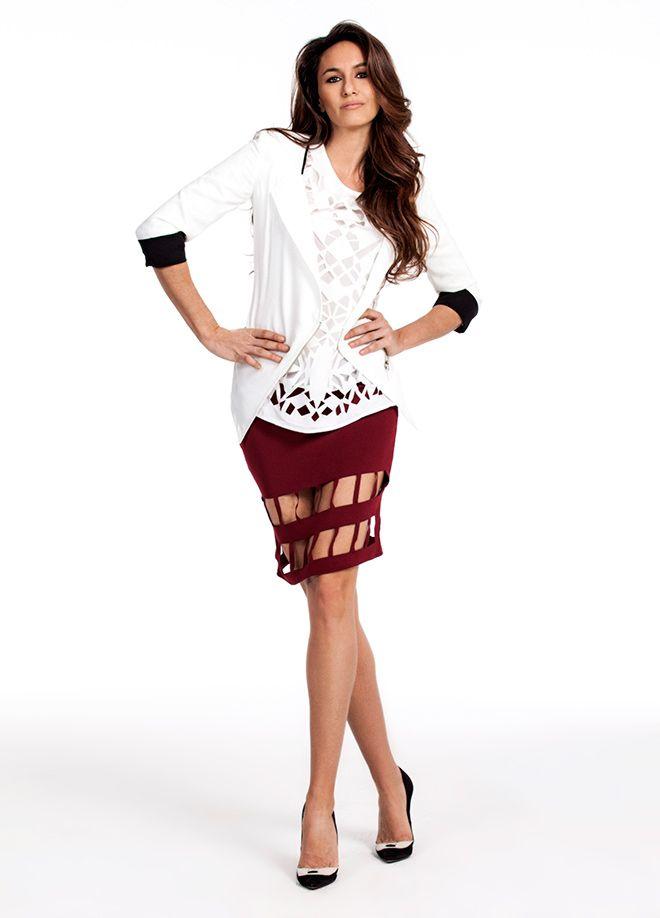 VolumeX with Eda Taşpınar Ceket Markafoni'de 99,90 TL yerine 59,99 TL! Satın almak için: http://www.markafoni.com/product/6675019/ #edataspinar #elbise #moda #trend #fashion #dress #stylish #celebrity #markafoni