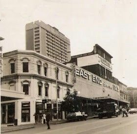 Bourke Street OMG I remember the east end cinema:-)
