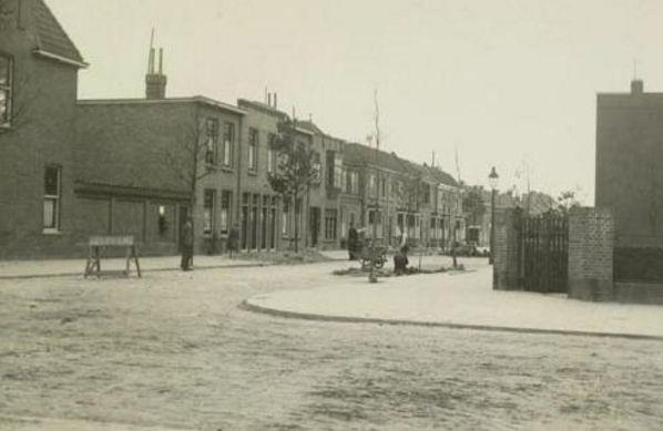 Adriaan Pauwstraat Delft (jaartal: 1930 tot 1940) - Foto's SERC