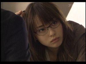 戸田恵梨香の眼鏡っ娘
