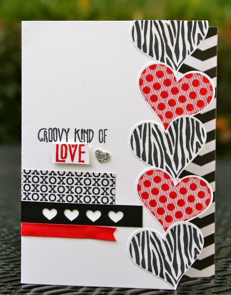 Krystal's Cards and More: Groovy Love Online Card Class #3