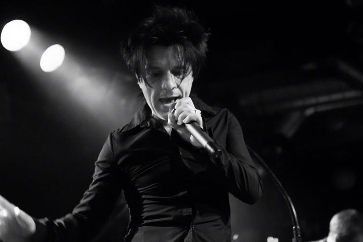 Indochine. Live in Oslo. Norway.