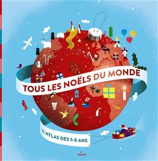 Pour faire découvrir les traditions et les fêtes de Noël dans quinze pays du monde : Autriche, Japon, Australie, Mexique, etc.