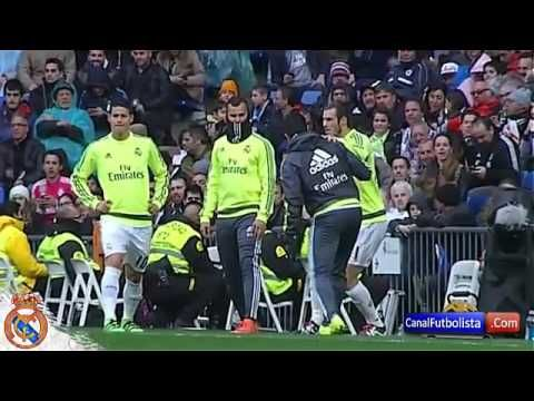 James Rodriguez was whistled by Real Madrid fans before 7-1 rout of Celta Vigo (Video)