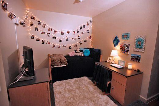 Tarleton Dorm Rooms