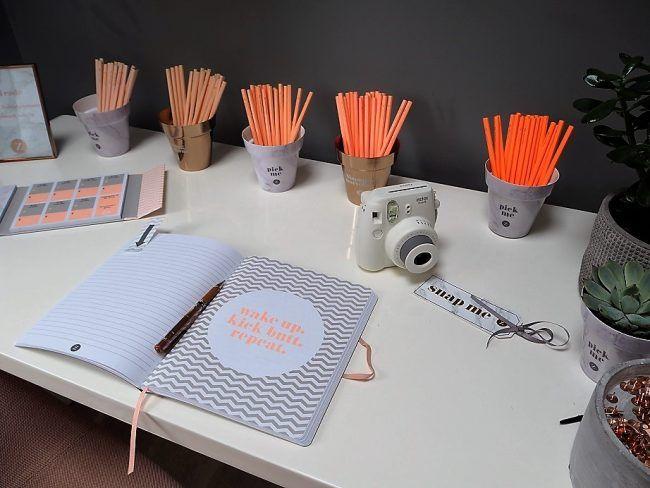 Zoella Lifestyle Range| wish this was my homework desk!! I'll never get bored of it :)- Tasha