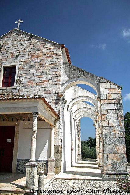 Capela de Nossa Senhora dos Mártires - Estremoz, Alentejo, Portugal by Portuguese_eyes, via Flickr