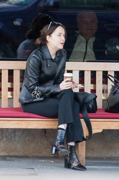 Dakota in Berlin last week