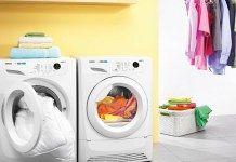 Návod jak důkladně vyčistit pračku od všech skrytých nečistot