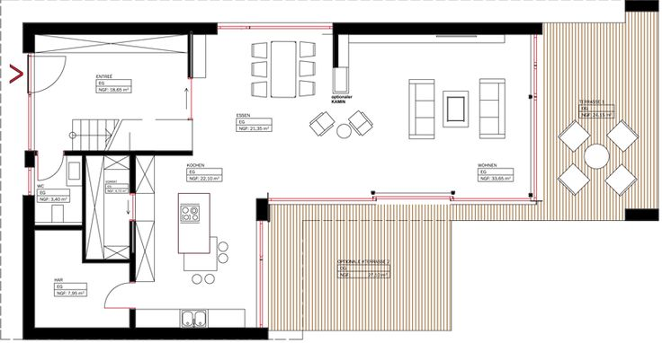 13 besten grundrisse bilder auf pinterest grundrisse kleine h user und reihenhaus. Black Bedroom Furniture Sets. Home Design Ideas