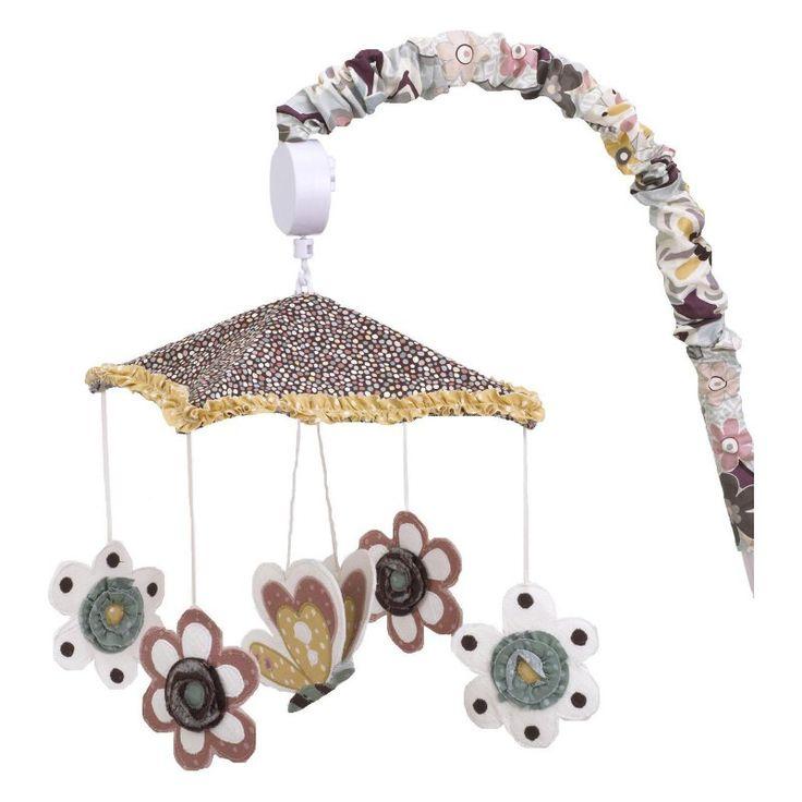 Cotton Tale Designs Penny Lane Musical Mobile - PEMO
