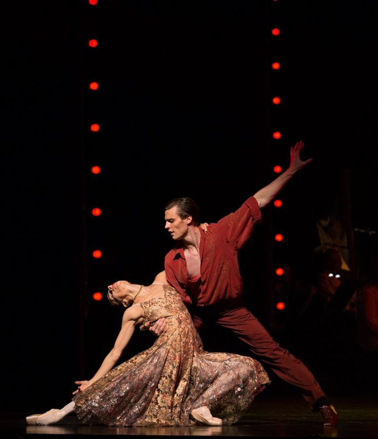 Summertime in Queensland Ballet's Strictly Gershwin  Photo David Kelly